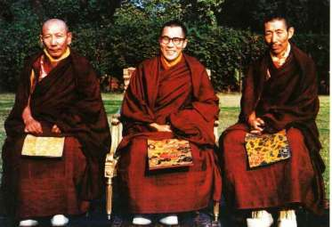 S.H-Dalai-Lama